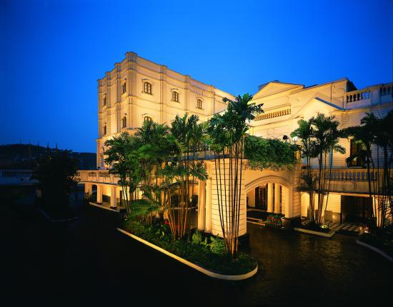 The Oberoi Grand: Exterior view
