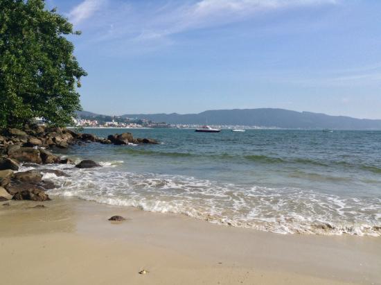 Pousada Caracol: Vista de la playa