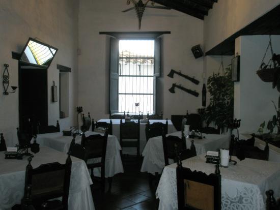 La Casona : Decoración restaurante