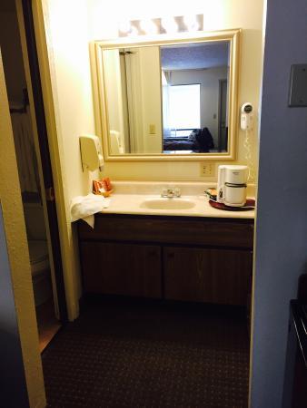 Snowshoe Motel-billede