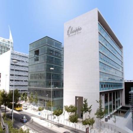 Hotel olissippo oriente lisbonne portugal voir les for Hotels lisbonne