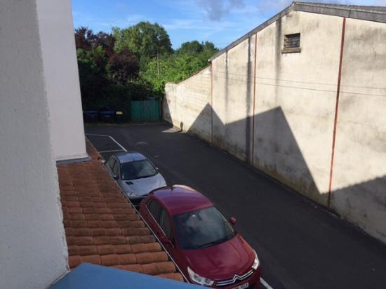 Kyriad La Rochelle Centre : Photo de la chambre 1 étage