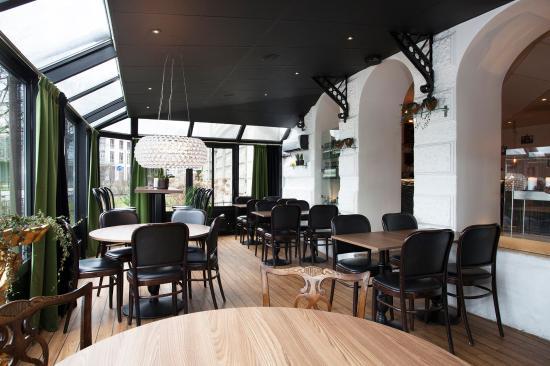 Hotell Onyxen : Restaurant