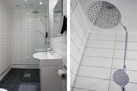 Hotell Onyxen : Bathroom