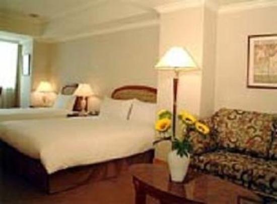 โรงแรมตงอู: Double Room