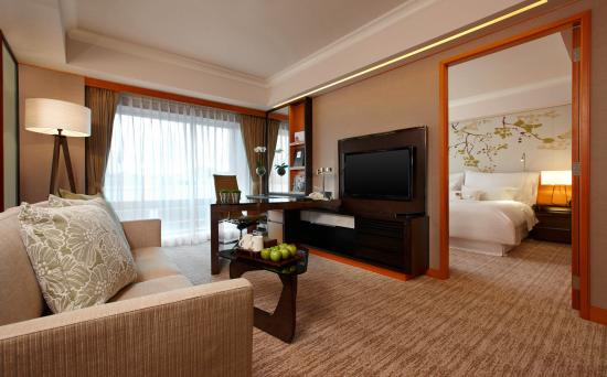 The Westin Taipei : Star Deluxe Suite