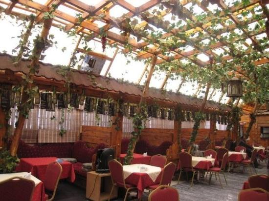 Mayfair Hotel: Bar Lounge