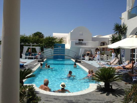 Theoxenia Boutique Hotel Pool At Sister 3 Minute Walk