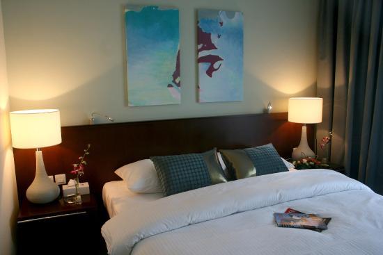 فندق فلورا بارك ديلوكس: King Suite 2
