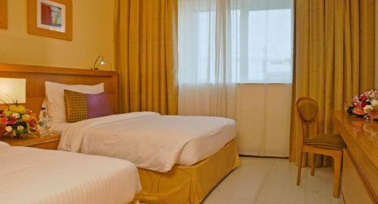 Flora Park Deluxe Hotel Apartments: Twin Suite