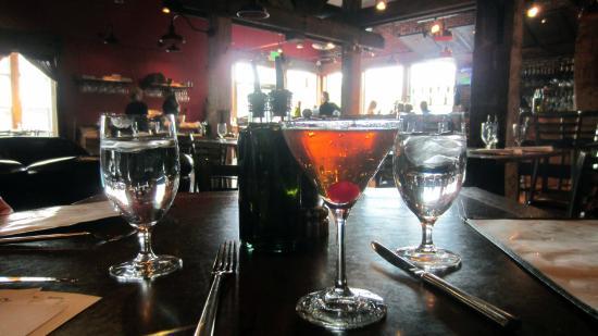 Bagalis : A Manhattan in Frisco, CO