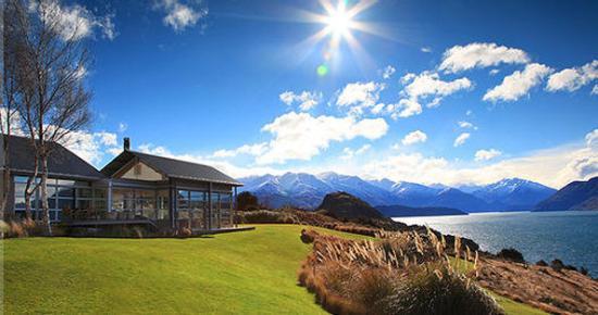 Whare Kea Lodge & Chalet : Snap