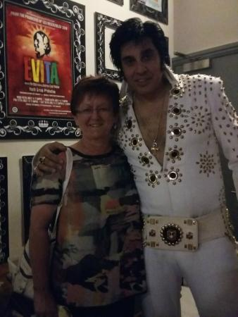 """Lincoln Drill Hall: Me and Mario """"ELVIS"""""""