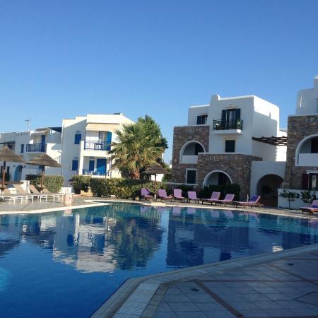 Naxos Resort Beach Hotel: Pool