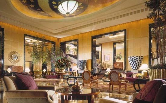 Hotel Mulia Senayan: Lobby