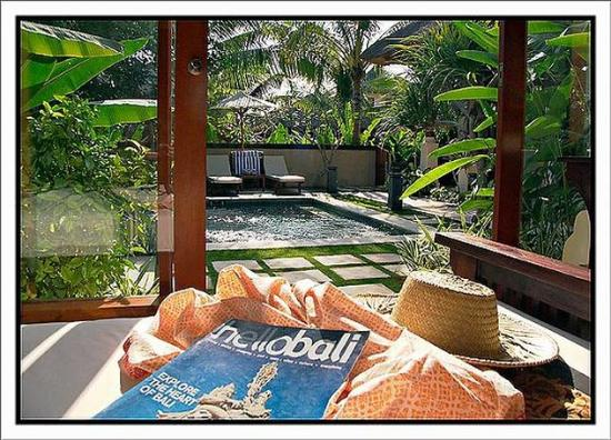 Pat-Mase, Villas at Jimbaran: Guest Room