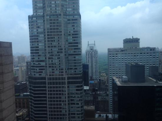 View from the 38th floor