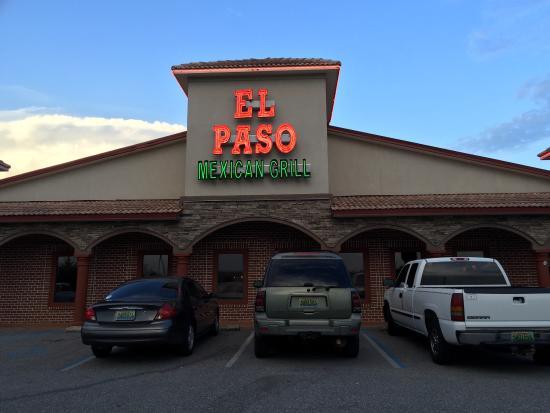 El Paso Mexican Grill