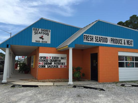 Gulf Shores Seafood: June 26, 2015
