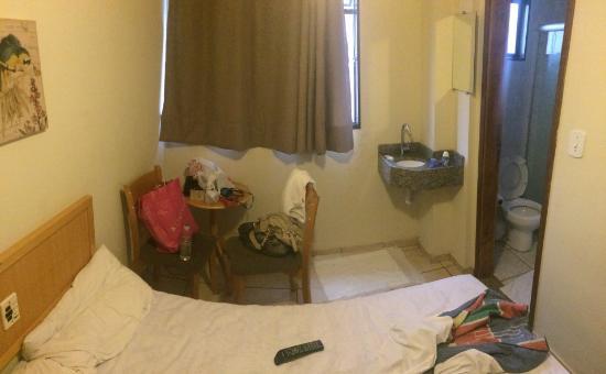 Hotel Montana: quarto