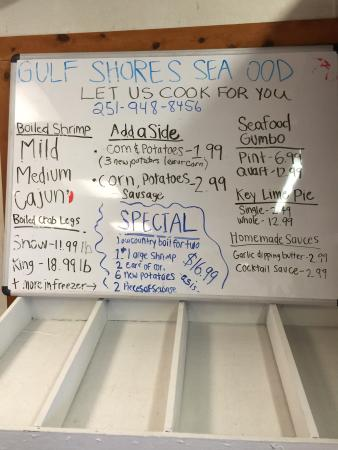 Gulf Shores Seafood: June 2015