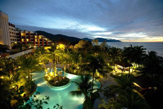 PARKROYAL Penang Resort, Malaysia: HWVDI