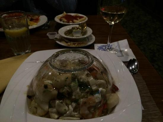 Prime Rib & Lobster Tails - Picture of The Crab Trap, Somers Point - TripAdvisor