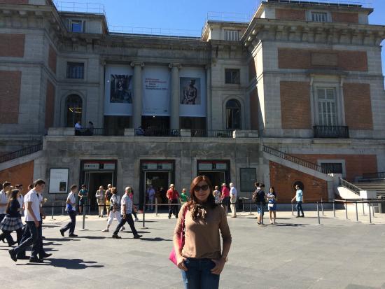 Prado National Museum: Museu do Prado-Madri