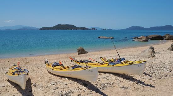 Coral Sea Kayaking: 7 day kayak expediion