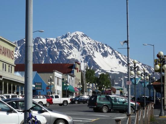 Mt. Marathon : Seward y Mt Marathon