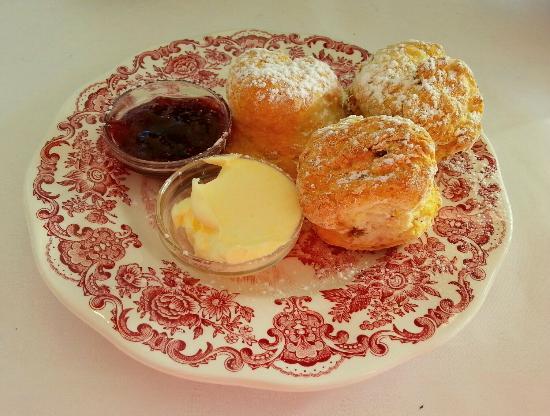 The Tea House: Devonshire Cream Tea