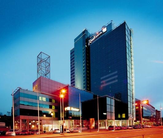Photo of Radisson Blu Sky Hotel Tallinn