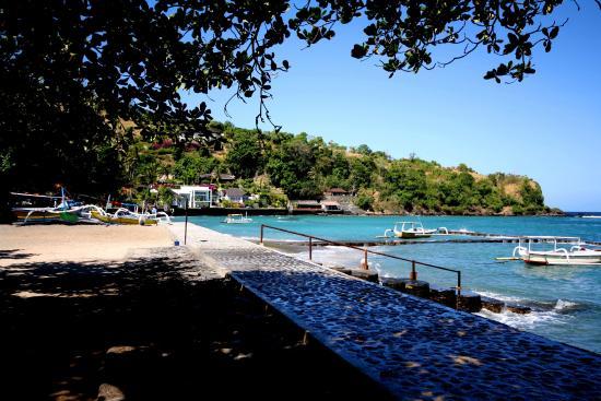 Pantai Candi Dasa