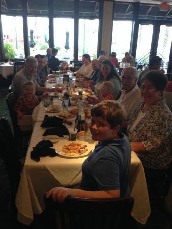 The San Luis Resort: Free Dessert c/o San Luis!!!