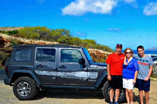 beach at chinaman 39 s hat picture of hawaii jeep tours honolulu tripadvisor. Black Bedroom Furniture Sets. Home Design Ideas