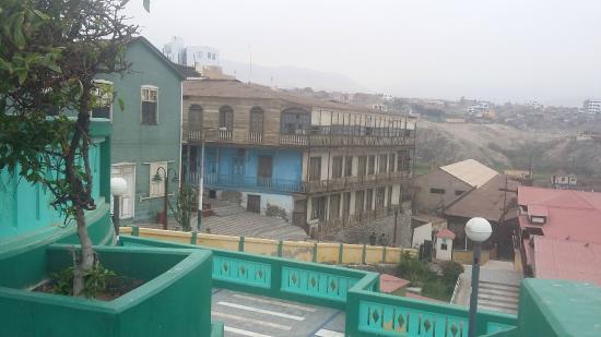 Mollendo, Perú: Vista interior