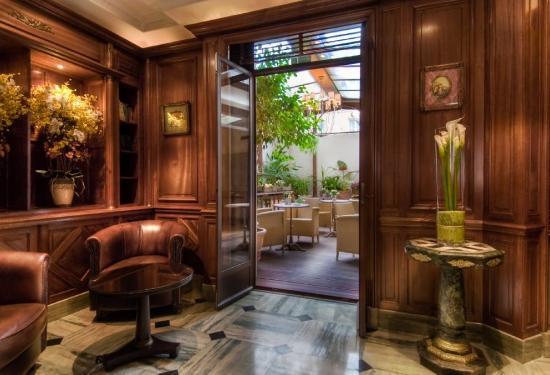 Best Western Premier Trocadero La Tour: Lobby