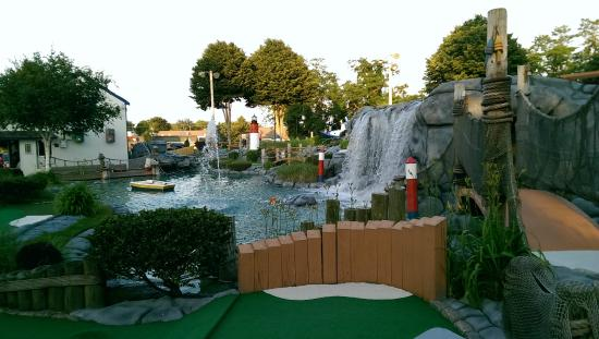 Cape Escape Adventure Golf