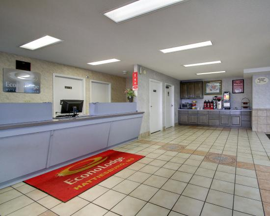 Econo Lodge - Hattiesburg / Highway 49 N.: Interior
