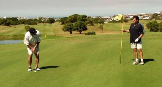 Cape St Francis Resort: Golf