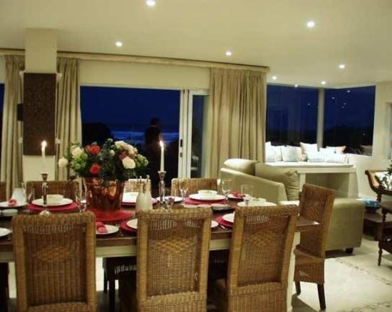 Cape St Francis Resort: Restaurant