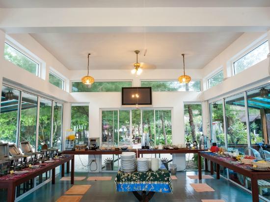 Paradise Resort Phi Phi: Restaurant