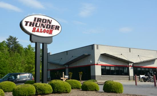Iron Thunder Saloon