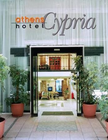 Photo of Athens Cypria Hotel