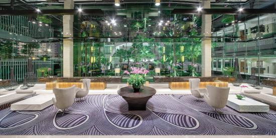 Hotel Indonesia Kempinski: Reception Lobby