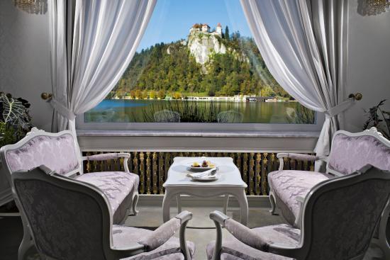 Grand Hotel Toplice: Presidential Lounge