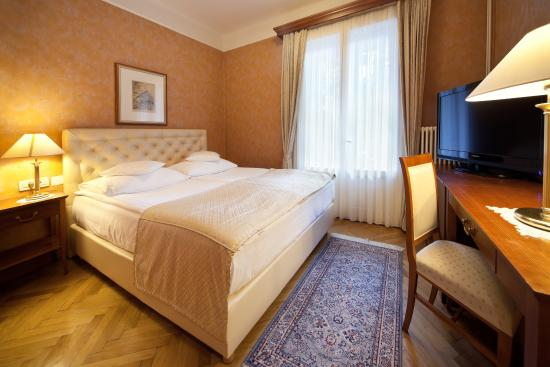 Grand Hotel Toplice: Single Lake View Room