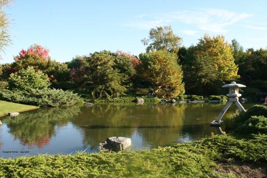 Jard n japones picture of montreal botanical gardens for Jardin quebec