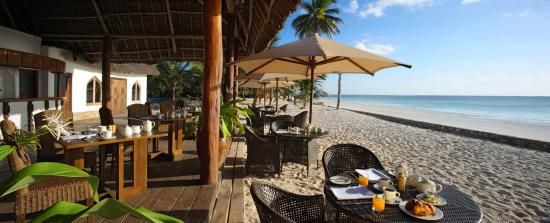 Sultan Sands Island Resort: Restaurant