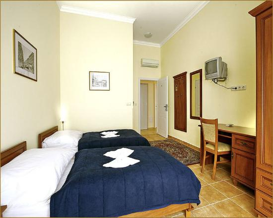 Budapest City Central: Standard room